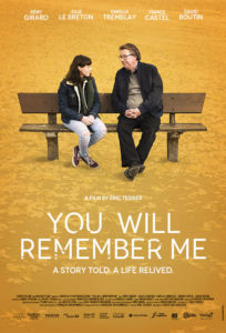 You Will Remember Me poster